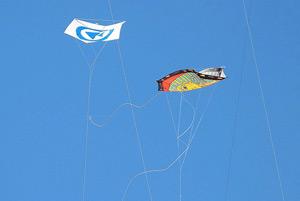 Sanjo vecht vliegeren   Puur* Beachevents.nl
